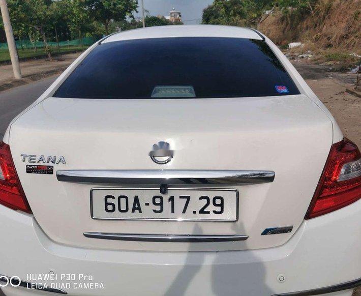 Cần bán lại xe Nissan Teana sản xuất năm 2010, xe nhập còn mới9