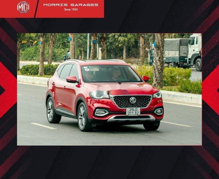Bán MG HS sản xuất năm 2020, màu đỏ, nhập khẩu nguyên chiếc, giá chỉ 719 triệu1