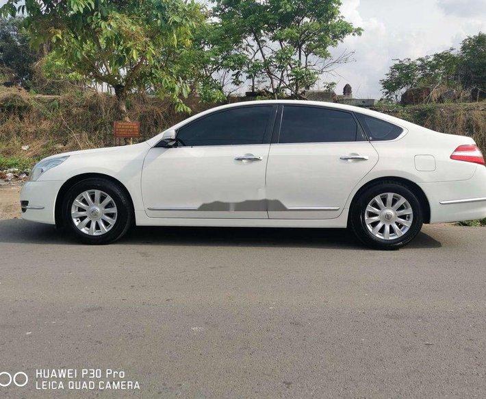 Cần bán lại xe Nissan Teana sản xuất năm 2010, xe nhập còn mới11