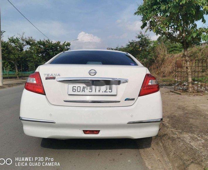 Cần bán lại xe Nissan Teana sản xuất năm 2010, xe nhập còn mới10
