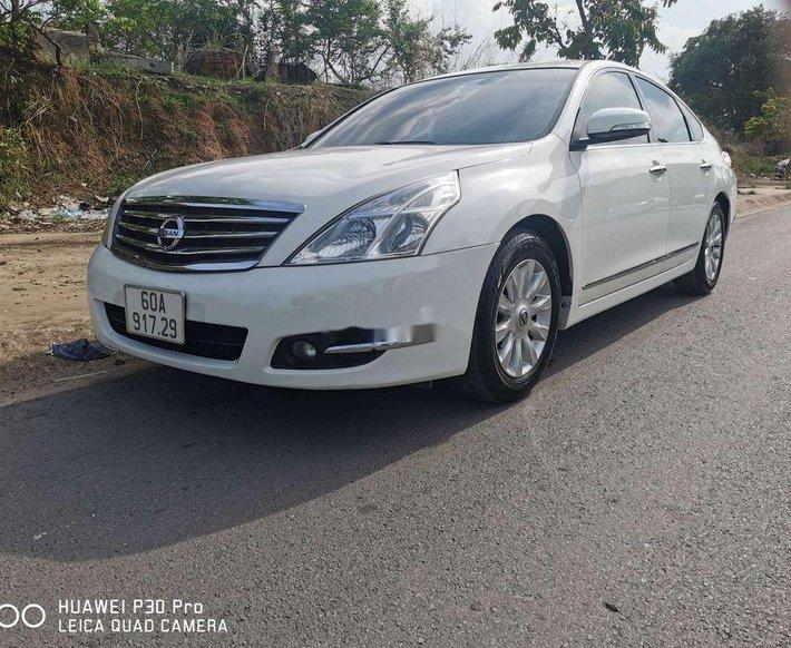 Cần bán lại xe Nissan Teana sản xuất năm 2010, xe nhập còn mới6