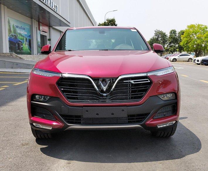 VinFast Hà Nội - VinFast Lux SA - ưu đãi đến 600tr, hỗ trợ thuế 100%, vay tối đa 90% - lái thử tại nhà, sẵn xe giao ngay0