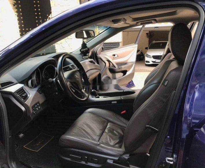 Bán Acura ZDX năm 2010, màu xanh lam, xe nhập số tự động6