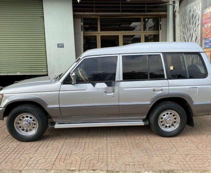 Bán xe Mitsubishi Pajero Sport đời 1991, màu bạc, nhập khẩu nguyên chiếc, 78tr1