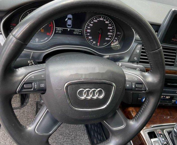 Xe Audi A6 sản xuất 2012, xe nhập còn mới4