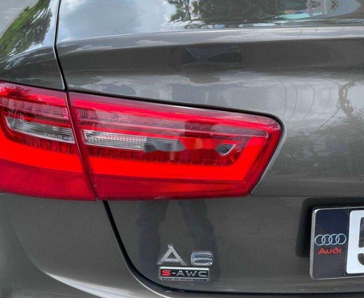 Xe Audi A6 sản xuất 2012, xe nhập còn mới2