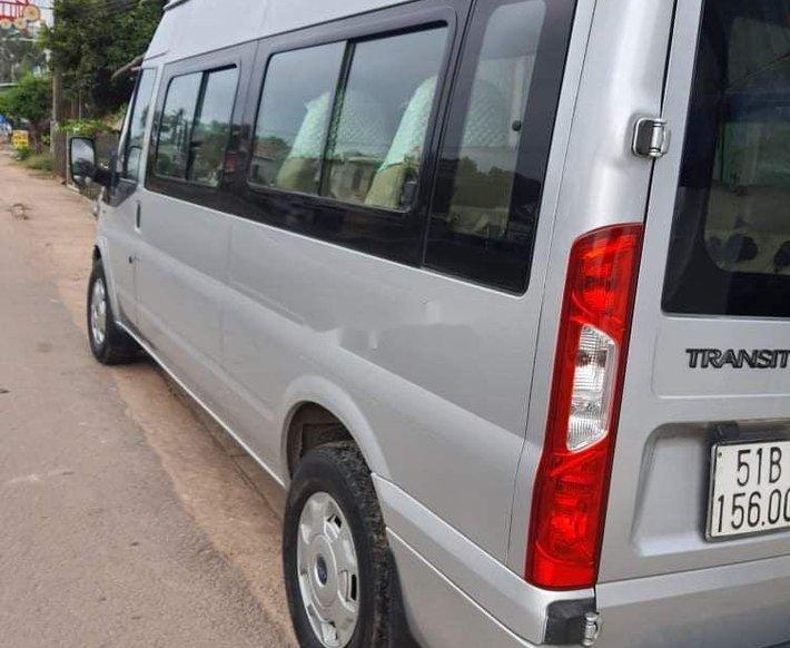 Bán Ford Transit đời 2014, màu bạc, giá chỉ 355 triệu11