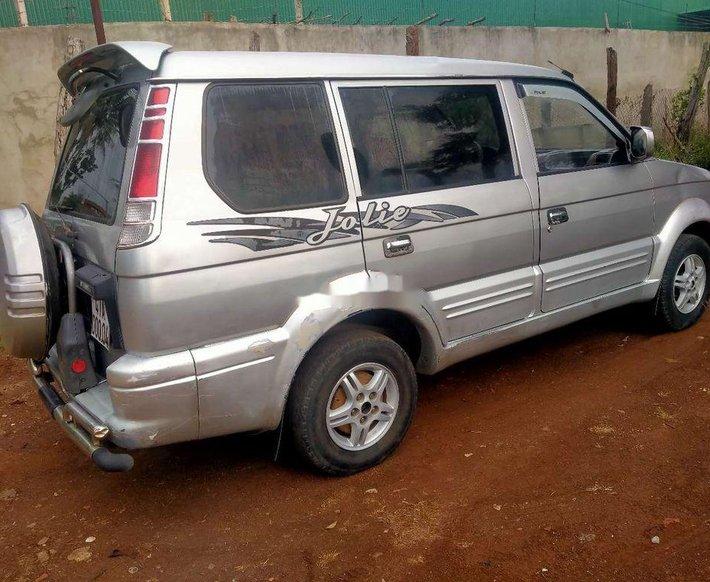 Bán ô tô Mitsubishi Jolie đời 2003, màu bạc, nhập khẩu nguyên chiếc, giá 79tr1
