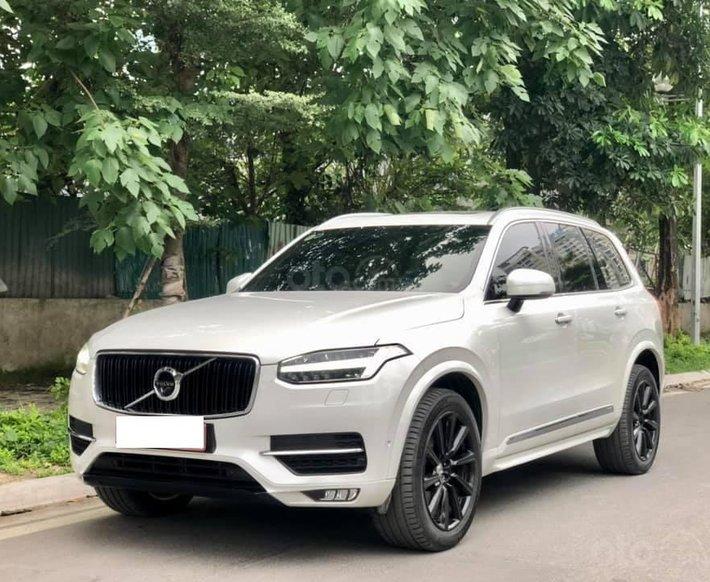 Cần bán lại xe Volvo XC90 năm sản xuất 20170