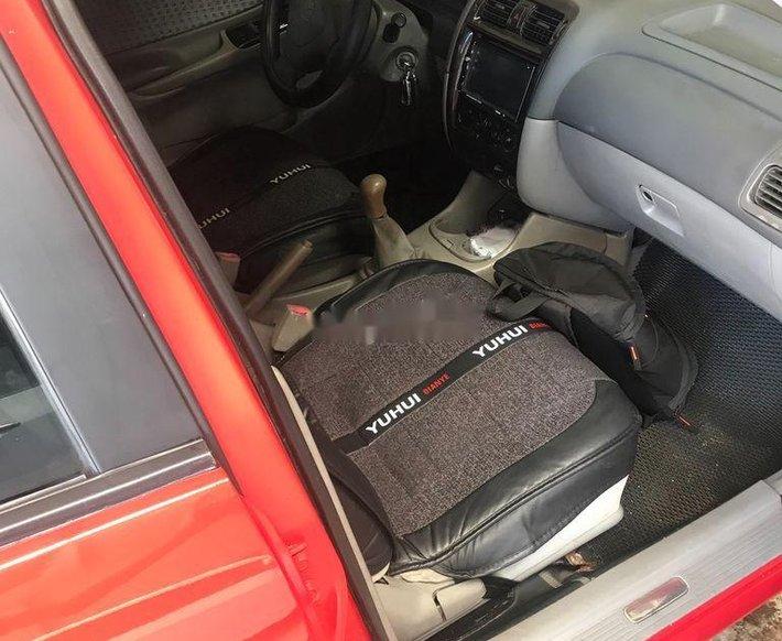 Bán ô tô Mazda 626 sản xuất năm 2002, màu đỏ, nhập khẩu6