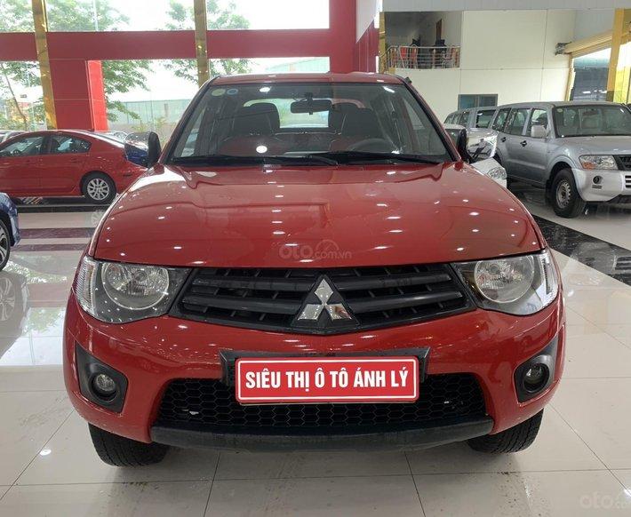 Xe Mitsubishi Triton đời 2013 số sàn0