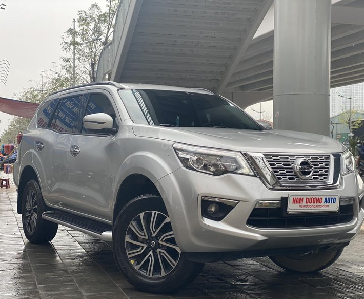 Bán Nissan Terra E 2.5 AT 2WD - 2019, xe siêu mới0