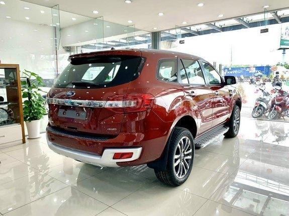 Ford Everest Titanium 2021, khuyến mãi khủng lên đến 80 triệu, tặng thêm phụ kiện, xe đủ màu giao liền2