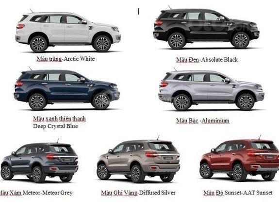 Ford Everest Titanium 2021, khuyến mãi khủng lên đến 80 triệu, tặng thêm phụ kiện, xe đủ màu giao liền4