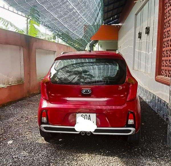Bán Kia Morning năm 2018, màu đỏ còn mới1