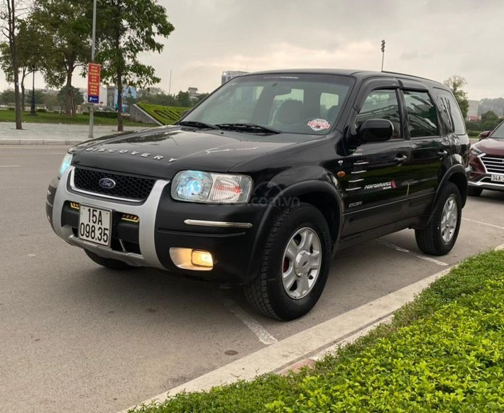 Xe Ford Escape năm sản xuất 2003, 139tr4