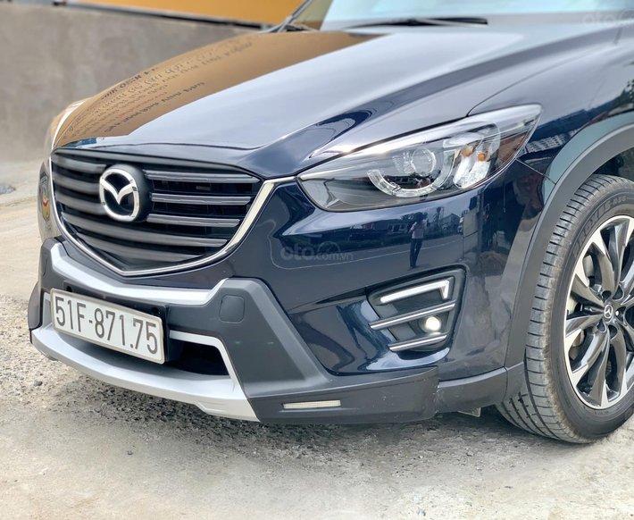 Mazda CX5 facelift 2.0AT 2017 màu xanh đen, siêu cọp 19.000km biển SG0