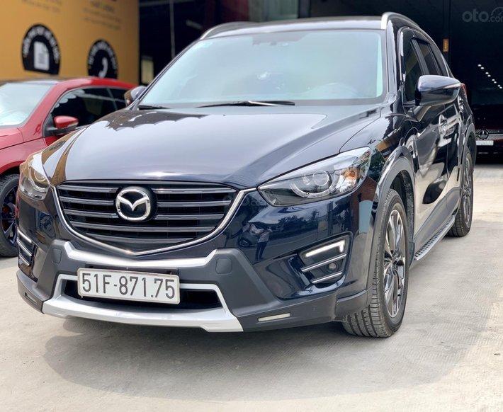Mazda CX5 facelift 2.0AT 2017 màu xanh đen, siêu cọp 19.000km biển SG2