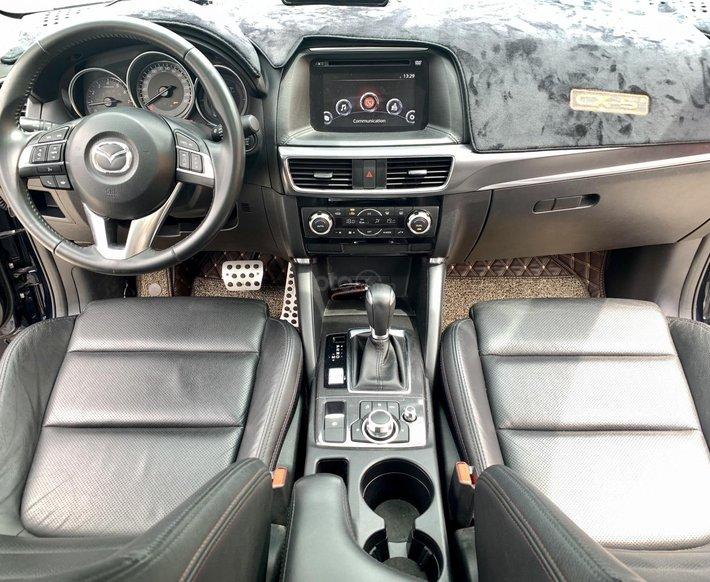 Mazda CX5 facelift 2.0AT 2017 màu xanh đen, siêu cọp 19.000km biển SG10