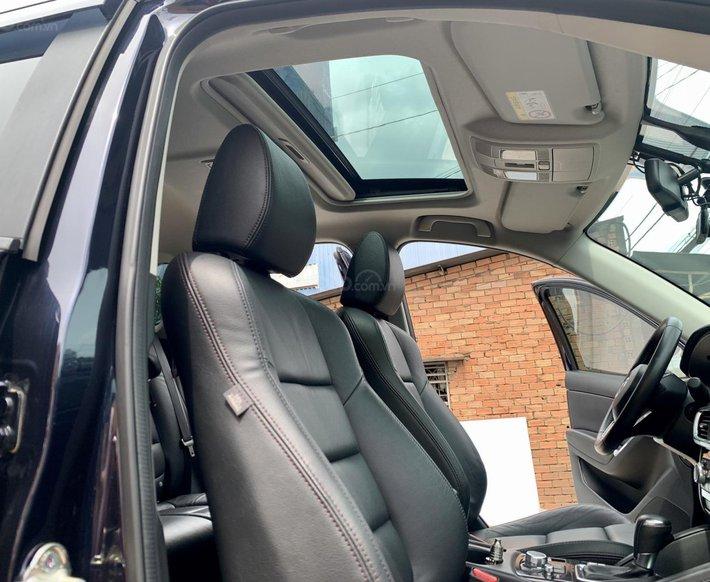 Mazda CX5 facelift 2.0AT 2017 màu xanh đen, siêu cọp 19.000km biển SG13