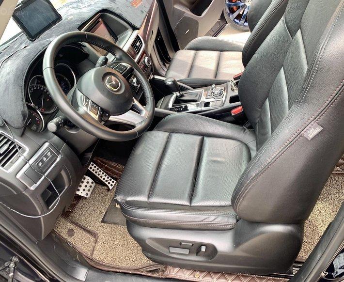 Mazda CX5 facelift 2.0AT 2017 màu xanh đen, siêu cọp 19.000km biển SG5