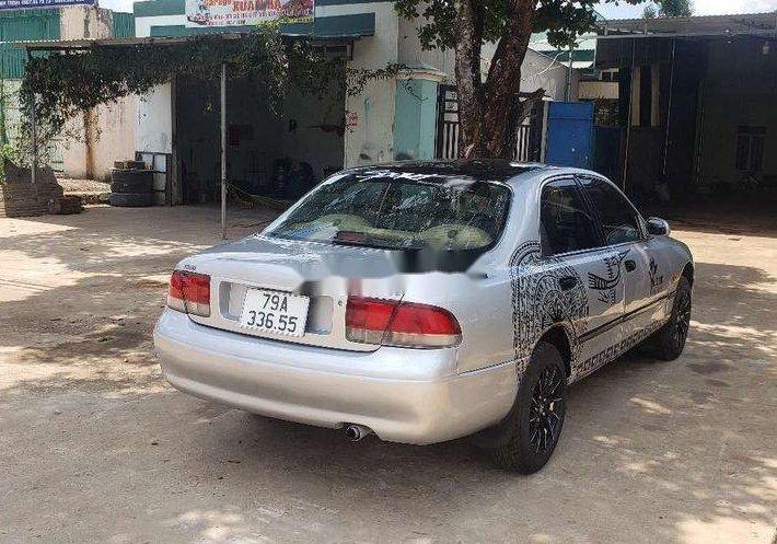Bán Mazda 626 năm sản xuất 1998, màu bạc, nhập khẩu6