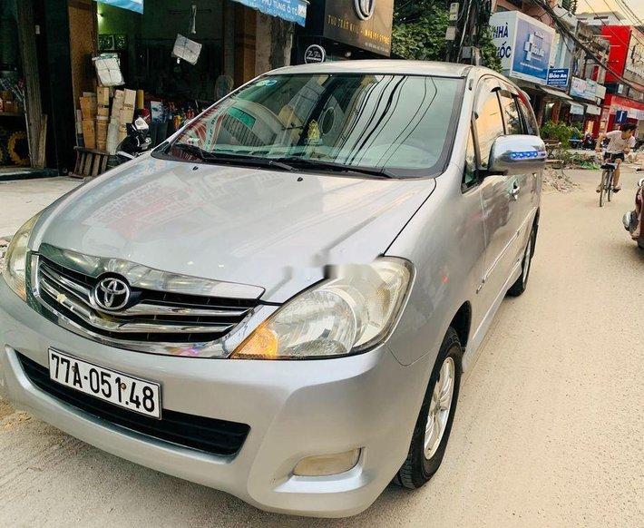Xe Toyota Innova sản xuất năm 2008 còn mới, 195tr1