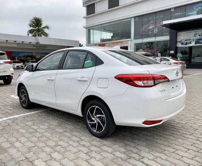 Bán Toyota Vios 1.5E số sàn 2021, đủ màu, trả trước khoảng 95tr, nhận xe liền tại Toyota Bến Tre5