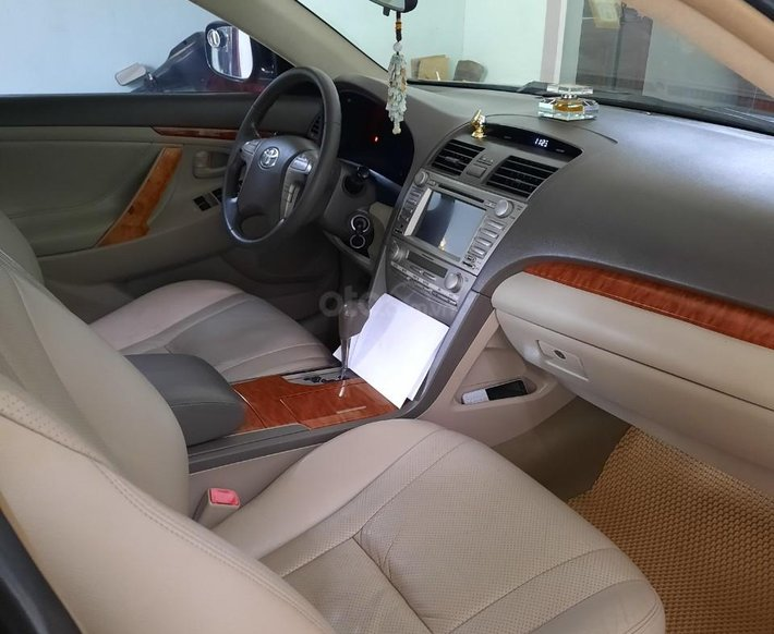 Bán Toyota Camry năm 2011, 510 triệu5