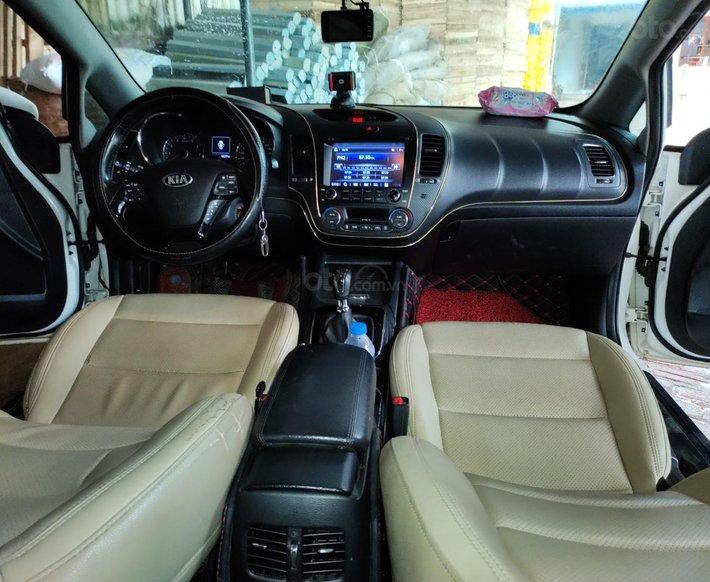 Cần bán lại xe Kia Cerato 1.6 MT sản xuất 2016, giá chỉ 430 triệu9