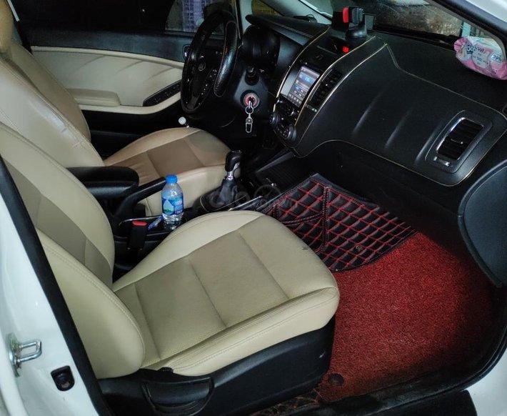 Cần bán lại xe Kia Cerato 1.6 MT sản xuất 2016, giá chỉ 430 triệu10