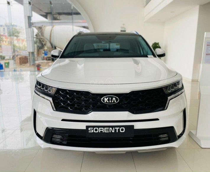 Kia Bắc Ninh bán Kia Sorento 2021 all new, xe đủ 9 màu giao ngay, nhận xe chỉ với 216 tr đồng0