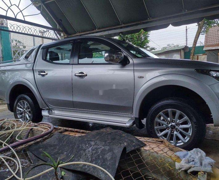 Bán Mitsubishi Triton năm sản xuất 2017, xe nhập còn mới1