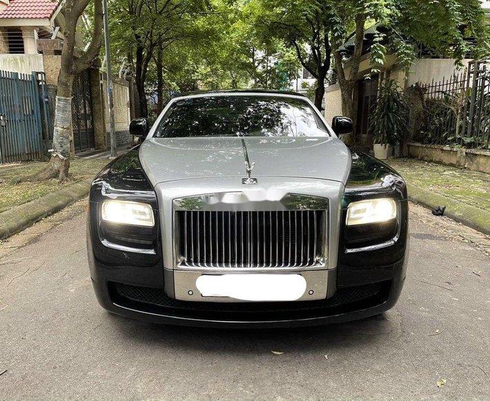 Cần bán Rolls-Royce Ghost năm 2010, hai màu, xe nhập1