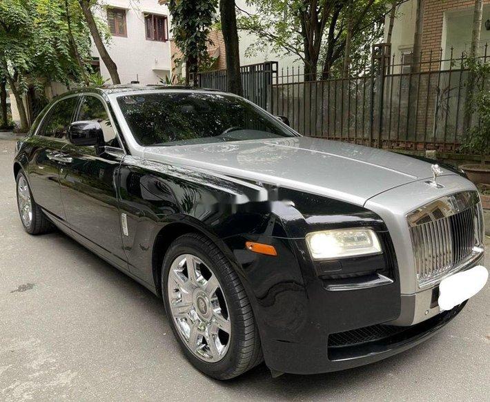 Cần bán Rolls-Royce Ghost năm 2010, hai màu, xe nhập5