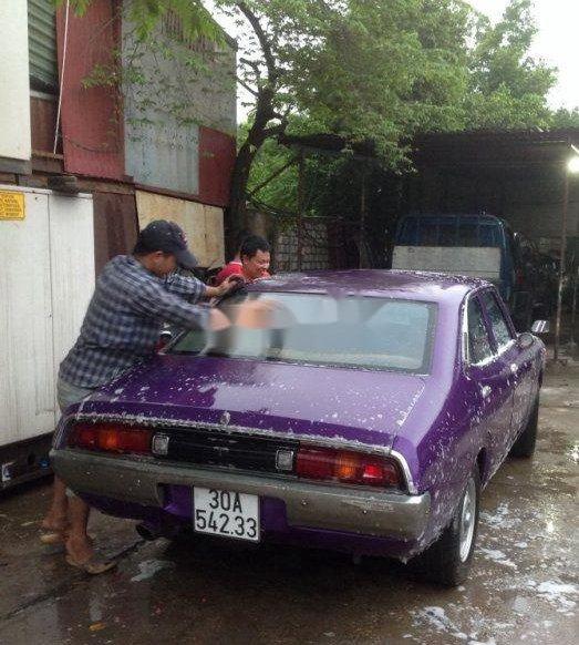 Cần bán gấp Toyota Mark II sản xuất 1974, màu tím, nhập khẩu chính chủ, giá tốt7