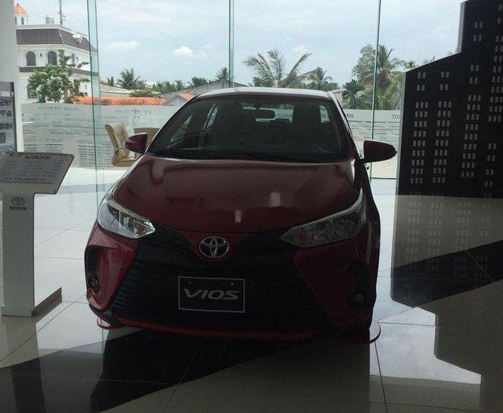 Cần bán xe Toyota Vios 2021, màu đỏ1