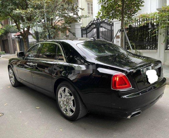 Cần bán Rolls-Royce Ghost năm 2010, hai màu, xe nhập4