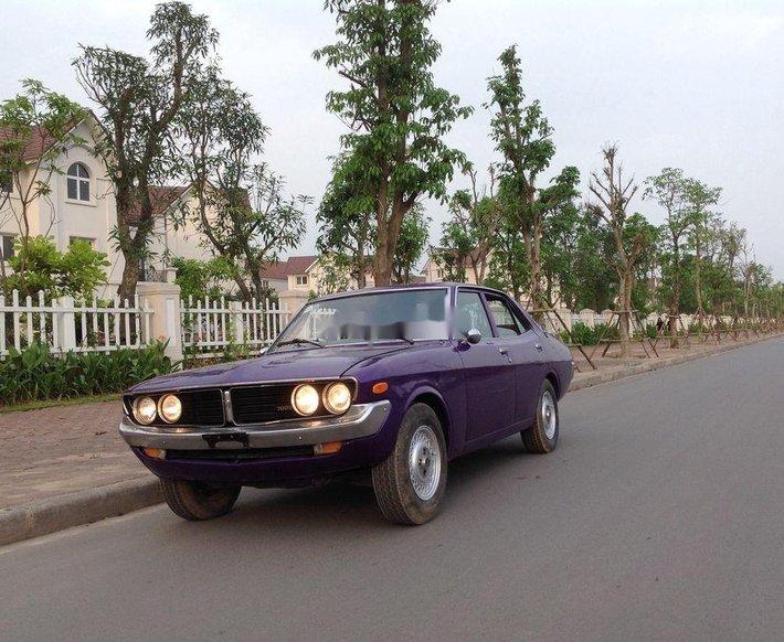 Cần bán gấp Toyota Mark II sản xuất 1974, màu tím, nhập khẩu chính chủ, giá tốt1
