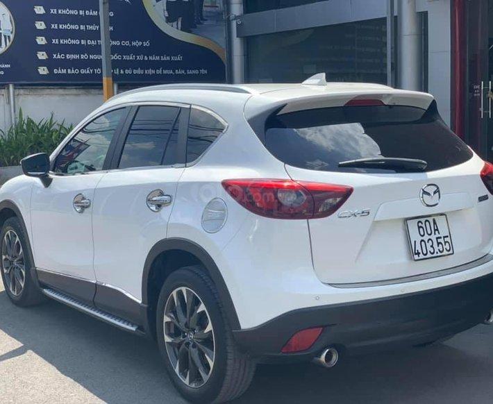 Bán nhanh chiếc Mazda CX5 2.5AT 1 cầu 20172
