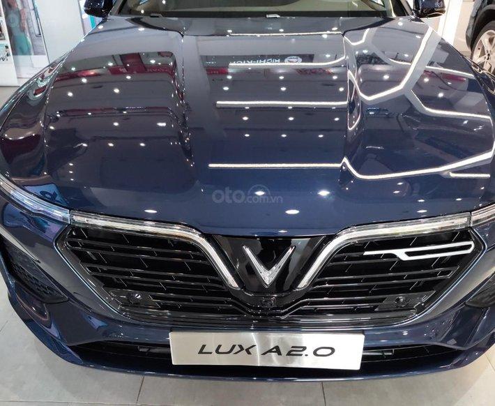 [Bạc Liêu] Vinfast Lux A2.0 2021 ưu đãi lớn giảm 10% trả thẳng, hỗ trợ 100% trước bạ, vay tối đa 80%, sẵn xe giao ngay1