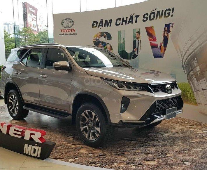 Toyota Fortuner năm 2021, ưu đãi lên tới 40 triệu, hỗ trợ trả góp, đăng ký lái thử, đủ màu0