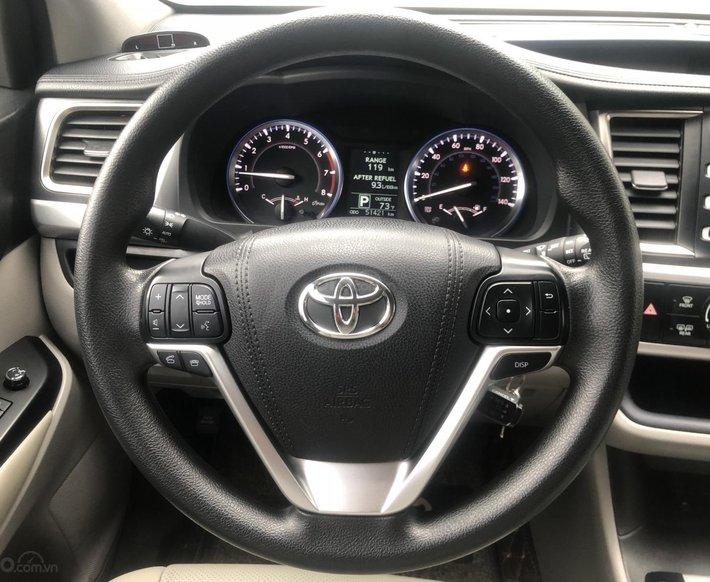 Bán nhanh Toyota Highlander 20162