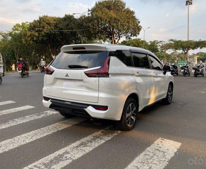 Bán Mitsubishi Xpander sản xuất 2019, màu trắng, nhập khẩu nguyên chiếc còn mới, giá 509tr1