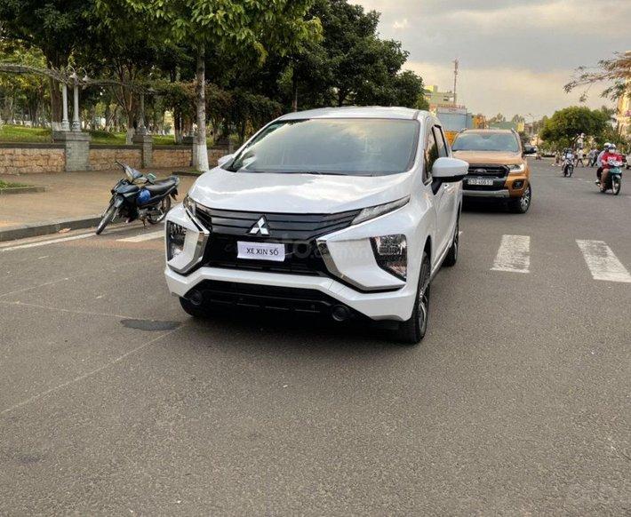 Bán Mitsubishi Xpander sản xuất 2019, màu trắng, nhập khẩu nguyên chiếc còn mới, giá 509tr0