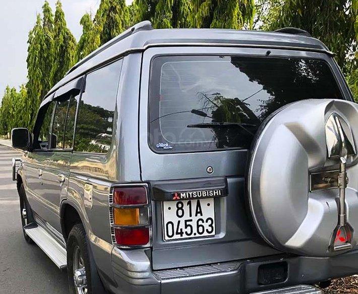Bán Mitsubishi Pajero năm sản xuất 2001, màu xám còn mới, giá chỉ 130 triệu2
