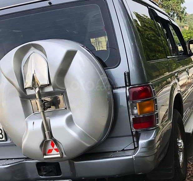 Bán Mitsubishi Pajero năm sản xuất 2001, màu xám còn mới, giá chỉ 130 triệu3