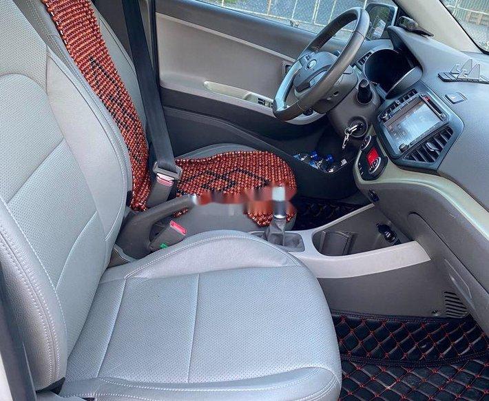 Bán ô tô Kia Morning đời 2018, màu trắng8