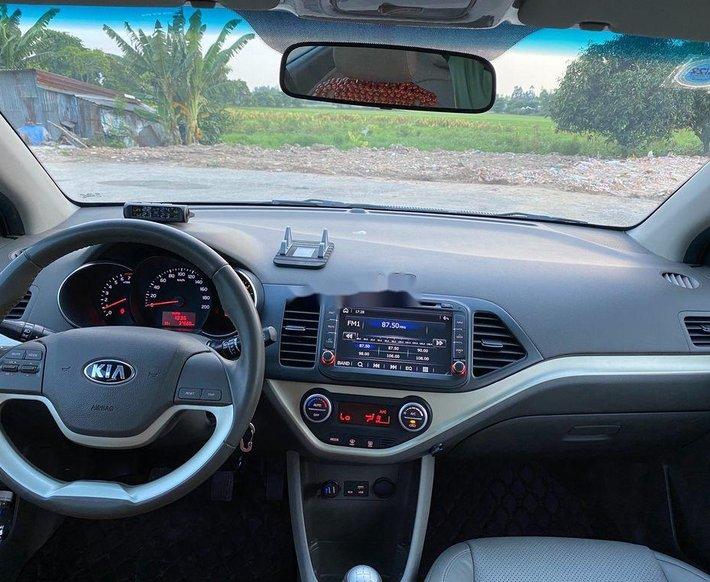 Bán ô tô Kia Morning đời 2018, màu trắng5