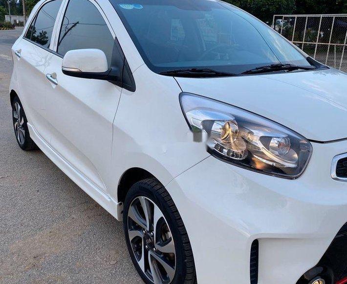 Bán ô tô Kia Morning đời 2018, màu trắng3